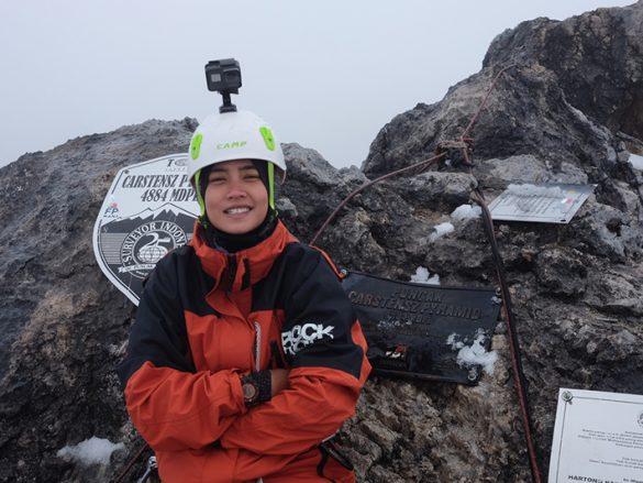 Rekor pendakian tercepat wanita terpecahkan